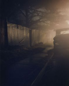 TODD HIDO http://www.widewalls.ch/artist/todd-hido/ #ToddHido #photography