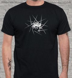 Camiseta Ciclismo bicicleta jinete regalo mtb por BurnTheBeans