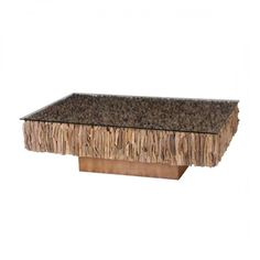 Furniture: Brilliant Driftwood Base Glass Top Coffee Table Also Driftwood Style Coffee Table from 4 Tips In Selecting Suitable Driftwood Coffee Table
