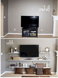 5 Connected Cool Tricks: Livingroom Remodel On A Budget living room remodel before and after awesome.Living Room Remodel With Fireplace Mantels living room remodel ideas benjamin moore.Living Room Remodel On A Budget Hardwood Floors. Room Remodeling, Apartment Decorating On A Budget, Living Room Diy, Apartment Living Room, Living Decor, First Apartment Decorating, Diy Apartments, Living Room On A Budget, Apartment Decor