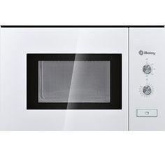 Catálogo Balay - Microondas - Microondas Integrables - 3WM360BIC Microwave, Kitchen Appliances, Microwaves, Crystals, White People, Kitchens, Diy Kitchen Appliances, Home Appliances, Microwave Oven
