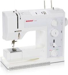 Macchina per cucire Bernina 1008 - Macchina interamente meccanica a braccio libero con crochet oscillante di metallo.