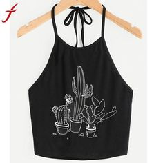 Summer Sexy Bustier Crop Tops Women Funny Printed Vest Top Casual Sleeveless Tank Tops T-Shirt Black Camis Vest http://thegayco.com/products/summer-sexy-bustier-crop-tops-women-funny-printed-vest-top-casual-sleeveless-tank-tops-t-shirt-black-camis-vest