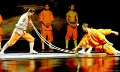 Shaolin Kung Fu – Show der Meister - Learn more about New Life Kung Fu at newlifekungfu.com