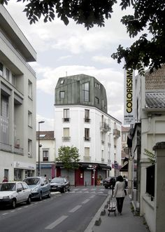 Copin et Dupeyrou - Architectes Associes