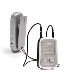 Communication Bundle include the Phonak Remote Mic and ComPilot. #cochlearimplant