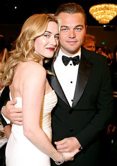 Kate Winslet and Leonardo DiCaprio : 15 years and counting, as best friends of course