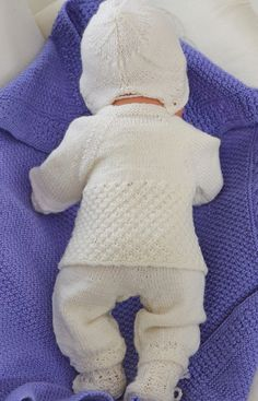 baby born knitting patterns