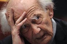 """Zygmunt Bauman """"La educación y la cultura son tratadas como mercancías"""""""