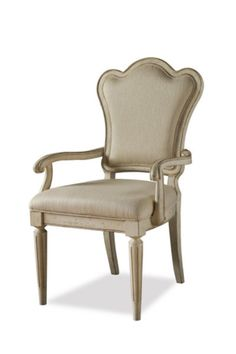ART Furniture - Provenance Upholstered Back Arm Chair (Set of 2) - 176207-2617