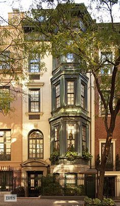 how i love a townhouse (east 64th street)