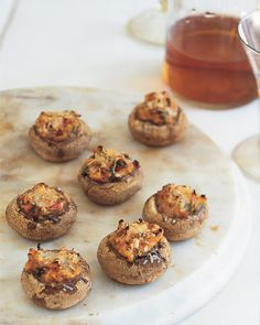 Stuffed Mushrooms - Martha Stewart Recipes