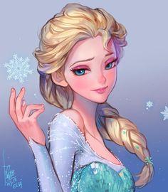 Twitter / furymanura   Disney's Frozen   Walt Disney Animation Studios