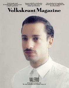 Volkskrant Magazine (Netherlands)  art: Aisha Zeijpveld