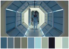Moon (2009)  Director: Duncan Jones Cinematography: Gary Shaw Production Design: Tony Noble