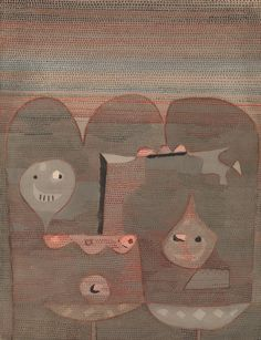 Barbarian Sacrifice by Paul Klee | Art Posters