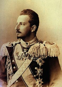 Ferdinand I (1861–1948), born Ferdinand Maximilian Karl Leopold Maria of Saxe-Coburg and Gotha, was the ruler of Bulgaria 1887-1918, first as prince regnant, 1887–1908 & later as tsar 1908–1918. Although he entered into a marriage of convenience with a rich Italian princess, his penchant for young men was well-known throughout his life. His regular holidays on the Italian island of Capri, then a famous haunt for wealthy gay men, were common knowledge in royal courts throughout Europe.
