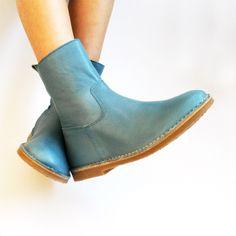 DE VRIES NR.8 jeans boots www.DEVRIES1972.com
