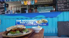 The Mooring - the best fresh seared tuna sandwiches ever !!