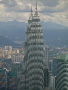 Traveling to Kuala Lumpur with Azamara Club Cruises.