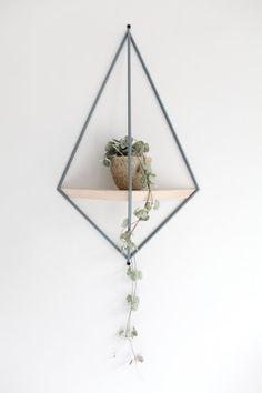 Geometrical plant hanger