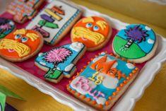 Lorax-Cookies
