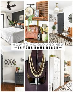 Vintage Decor, Vintage Furniture, Herringbone Wall, Vintage Interior Design, Plank Walls, Built In Bookcase, Affordable Home Decor, Modern Spaces, Creative Decor