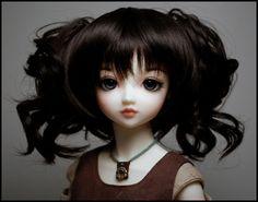 beautiful photo of a super dollfie