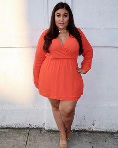 Plus Size Fashion for Women #plussizefashionforwomenslimming