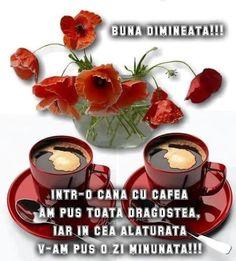 Beautiful Gif, Panna Cotta, Tea Cups, Tableware, Ethnic Recipes, Good Morning, Dulce De Leche, Dinnerware, Dishes
