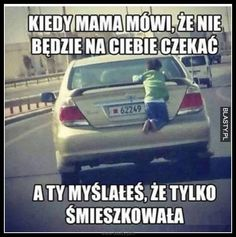 #śmieszne, #zabawne, #humor, #memy, #demotywatory, #obrazki Memes Humor, Funny Memes, Jokes, Polish Memes, Sense Of Life, Everything And Nothing, Teen Posts, Body Language, A Funny