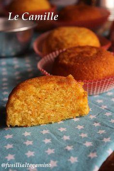 fusillialtegamino: Le camille fatte in casa: la ricetta perfetta Cornbread, Latte, Muffins, Food And Drink, Sweets, Baking, Ethnic Recipes, Desserts, Strudel
