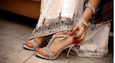Pakistan Bridal Shoes New and Latest Designs