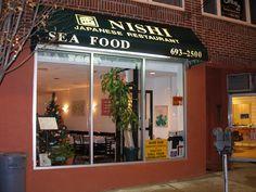 Nishi, Ardsley NY  best local sushi restaurant near home
