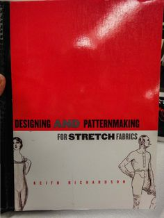 Designing and Patternmaking for stretch fabrics  Manual de Corte Confeccion