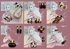 VINTAGE-MODESCHMUCK Movie Posters, Movies, Vintage, Art, Pink, Bangle Bracelet, Gemstones, Fashion Jewelry, Silver