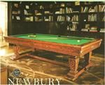 There's handsome, and then there's the Newbury pool table by Brunswick billiards new for 2012 fall season Golden Tee Golf, Brunswick Pool Tables, Brunswick Billiards, Billiard Lights, Air Hockey, Pool Cues, Fall Season, Handsome, Autumn