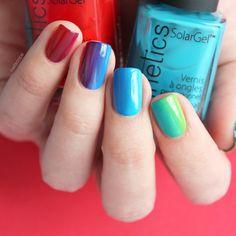 Party Nails. Kinetics collection Rio Rio