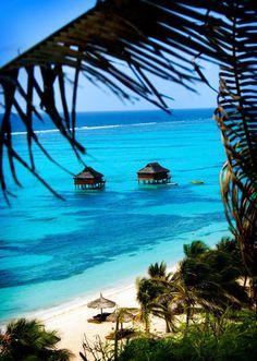 Ghodal Beach in the Caribbean