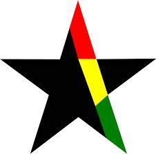 Image result for black star logo Star Logo, Black Star, Symbols, Ghana, Stars, Marcus Garvey, Twiggy, Image, Converse