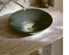 Kohler Serpentine Bronze sink