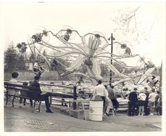 Glen Echo Amusement Park (1960s).