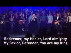 Your Great Name by Natalie Grant (Live Performance) wha an awesome song of praise & worship to our father GOD