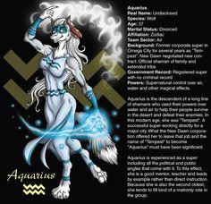 Wolf Aquarius