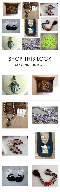 """""""Shops of Etsy"""" by artistinjewelry ❤ liked on Polyvore"""