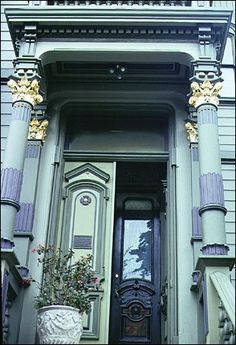 san francisco bay area victorian houses It a shame but you really can't grasp the amount of detail in pictures unless it's a closeup picture