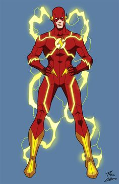 The Flash by phil-cho.deviantart.com on @deviantART