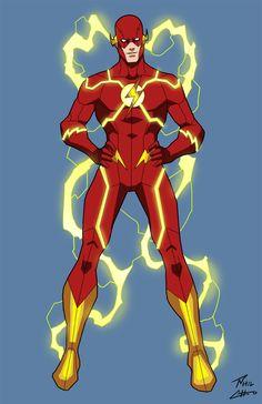 The Flash by phil-cho.deviantart.com on @deviantART