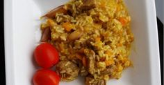 Weltbeste Plov (Russische Küche)