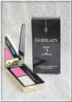 GUERLAIN ECRIN 2 COULERS 05 TWO CANDY #guerlain